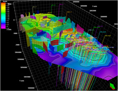 Professional geosciences consultants with extensive experience in